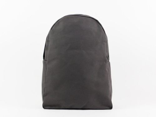 SIMPLE BACKPACK - CHARCOAL