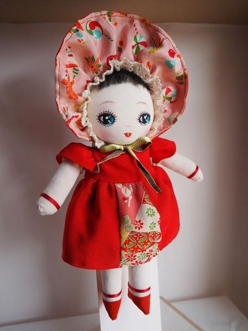 絹文化人形 (No.11)