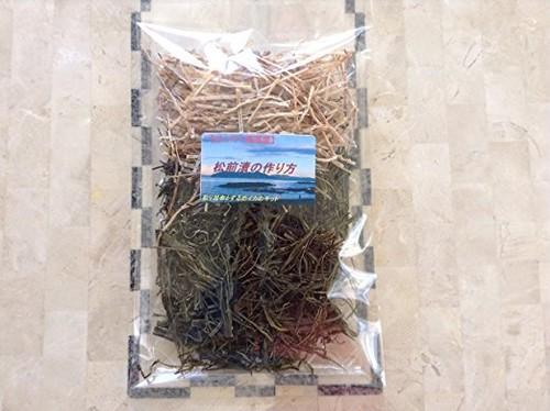 藻藻屋の松前漬の素 送料無料(ゆうメール限定)