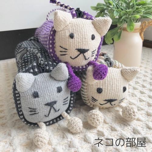 【ネコ】animalペンケース★里親募集★WSDO ハンドメイド