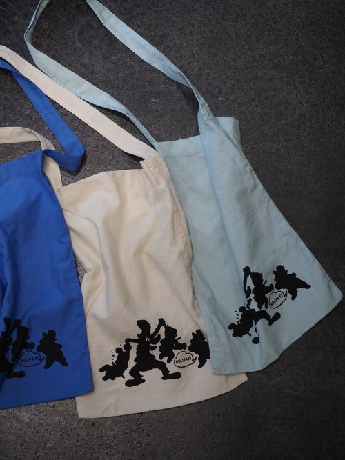 【HOLIDAY】BOO FOO WOO BOTTLE BAG