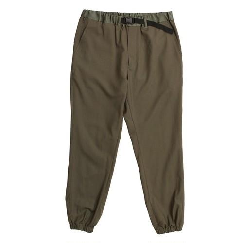 Easy Jogger Pants -Khaki