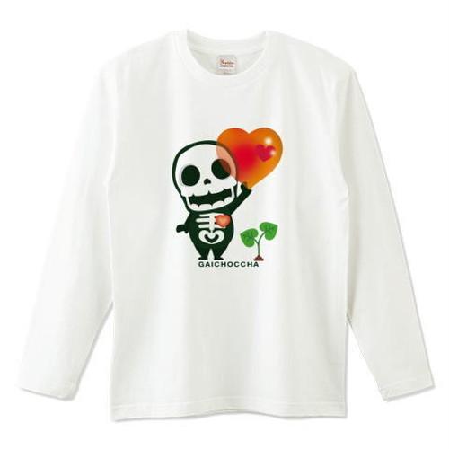 キャラT66 愛してガイコッチャ*ガイコッチャ *長袖Tシャツ