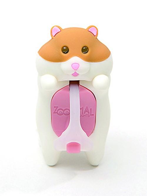 ハムちゃんライト ホワイトLED USB