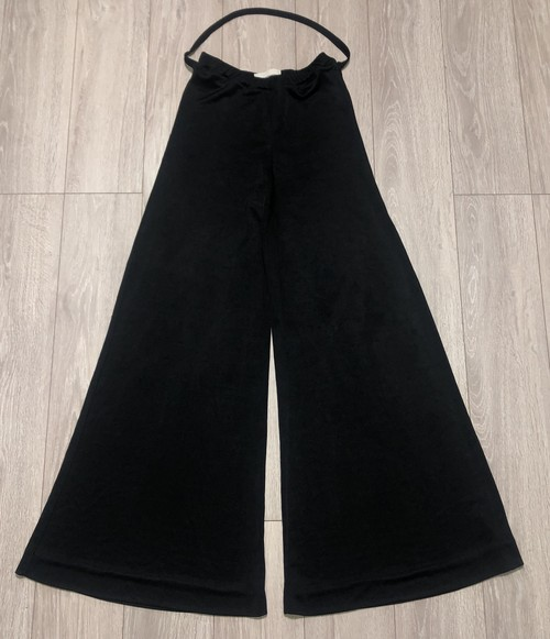 1990s PACO RABANNE EXTREME FLARE TROUSERS