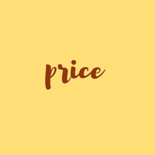 ご案内  price