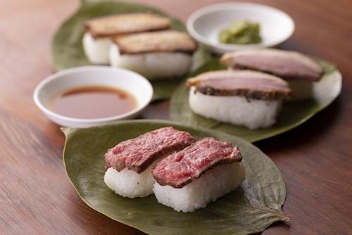 柿の葉肉寿司(7個入)