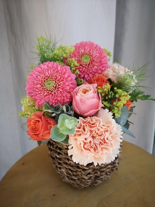 季節を運ぶアレンジメントS(生花)