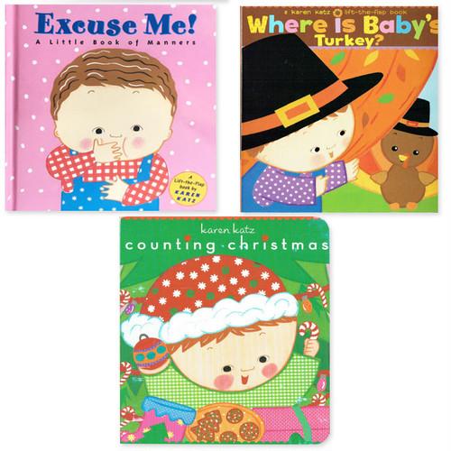 「Excuse me!」などkaren katz3冊セット