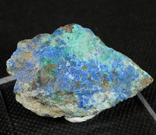 リナライト & カレドナイト 青鉛鉱 カレドニア石 25,2g LN033 鉱物 原石 天然石 パワーストーン