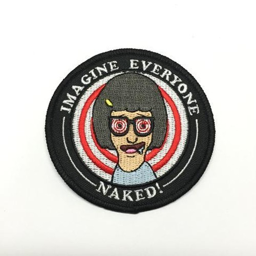"Metadope""IMAGINE EVERYONE NAKED PATCH"""
