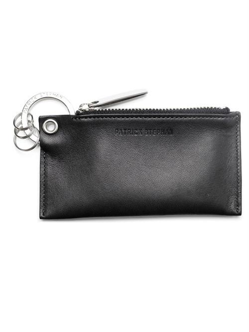 Leather key case & holder 'plonge' キーホルダー 183AAO05