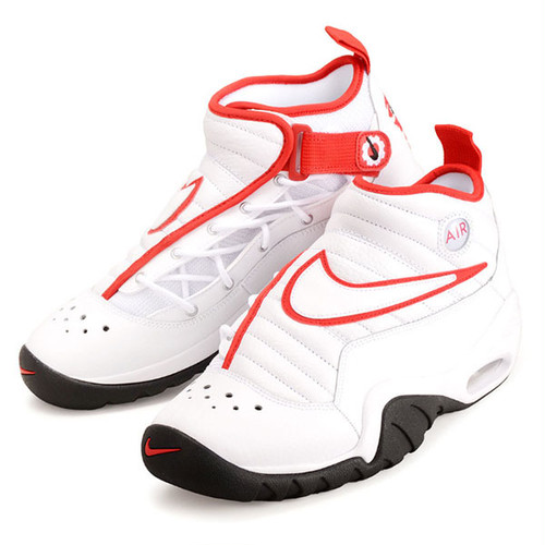 NIKE 880869-100 AIR SHAKE INDESTRUKT エアシェイク インデストラクト WHITE×WHITE-BLACK-UNIV RED