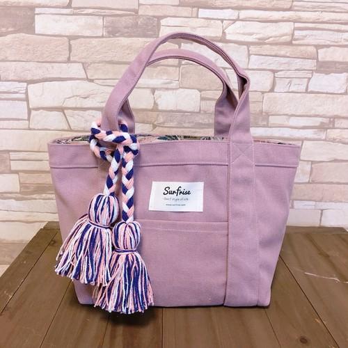 Tote bag S - Pink