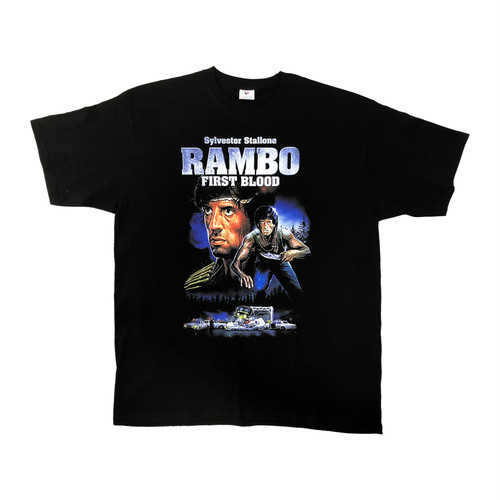 RAMBO FIRST BLOOD Tee