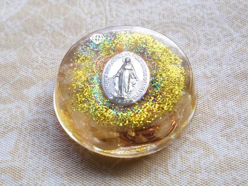 お守りオルゴナイト マリアの祝福