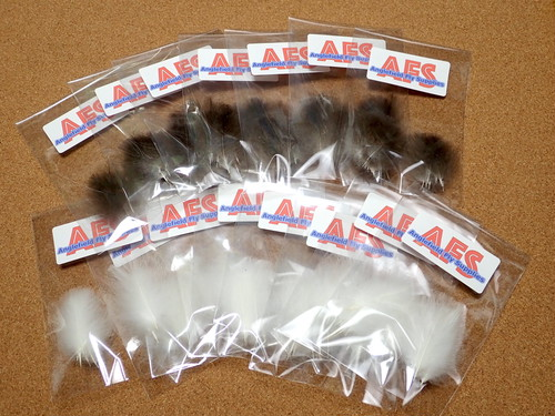 CDC SELECTED FEATHERS 20pcs/pack