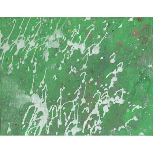「無題」 キャンバスにアクリル * 現代アート 絵画作品 抽象画 内野隆文 takafumiuchino