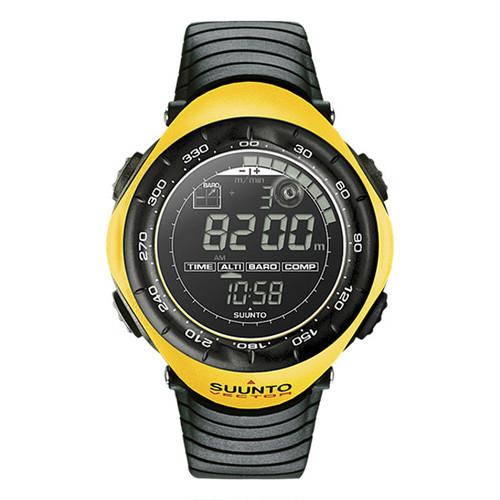 【SUUNTO スント】Vector Yellow ヴェクター・イエローSS010600610