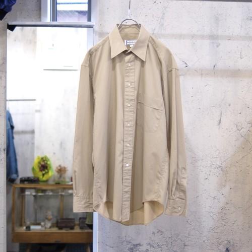 """""""YVES SAINT LAURENT"""" plane shirt"""