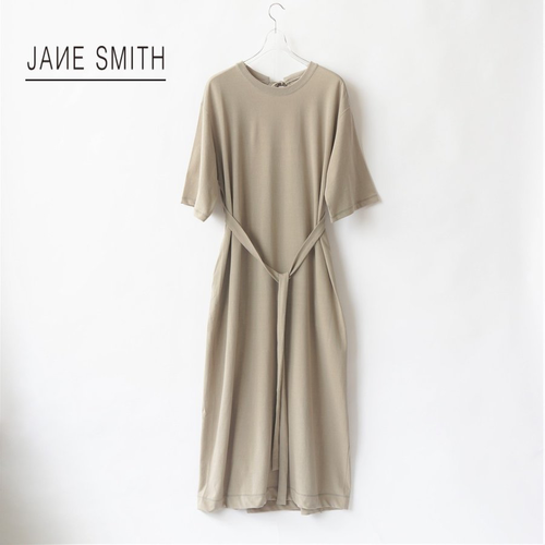 JANE SMITH/ジェーンスミス・Back Cachecoeur OP