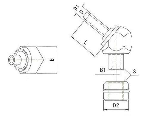 JTAT-16-1/8-10 高圧専用ノズル
