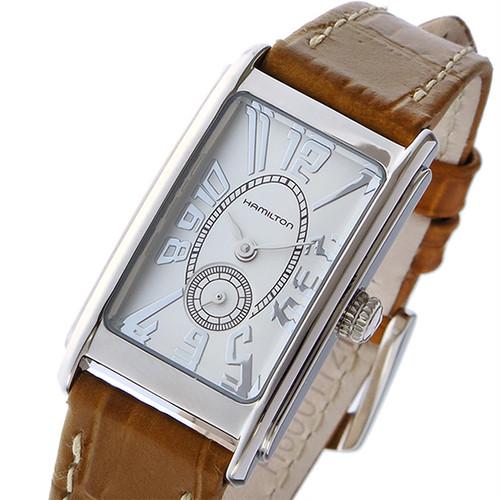 ハミルトン HAMILTON アードモア ARDMORE レディース 腕時計 H11211553 ホワイト