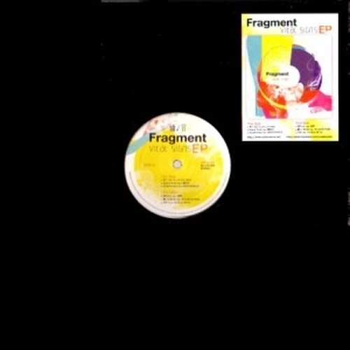 Fragment 『vital signs EP』(12')