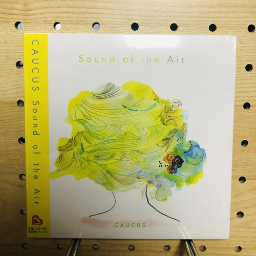 CAUCUS/ Sound of the Air (CD)