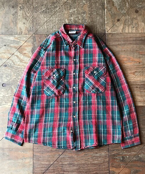 FIVE BROTHERS NEL SHIRTS (UT-1093)ヴィンテージシャツ