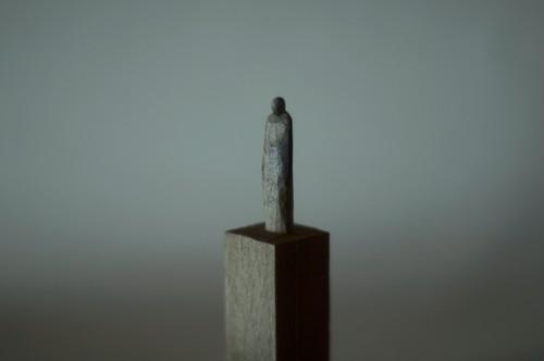(012)wood figure-mini台付_008