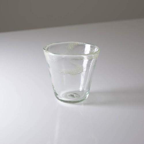 波巻コーングラス / 米ぬか泡