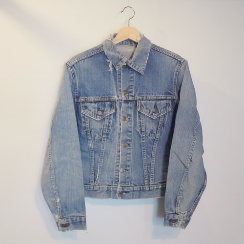 LEVI'S 1960's 557 Denim jacket