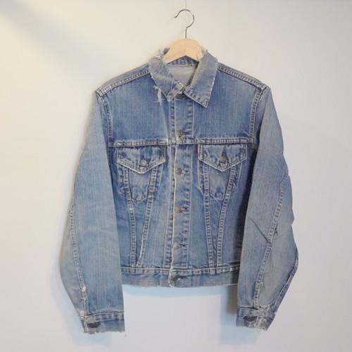 LEVI'S 1960's 557 Denim jacket