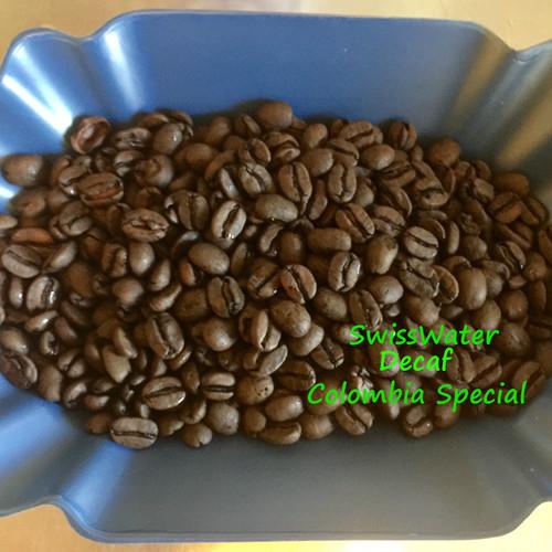 コロンビア デカフェ カフェインレスSP 200g