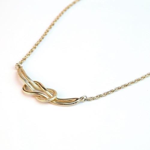 Vintage Knot Necklace NC-023*