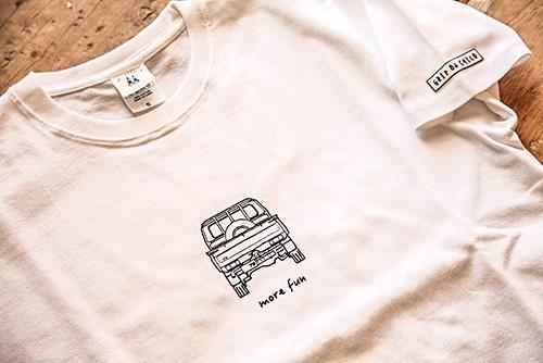 ランドクルーザー79 スタンダードTシャツ