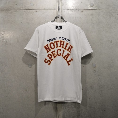 NOTHIN'SPECIAL PLAYER TEE / WHITE