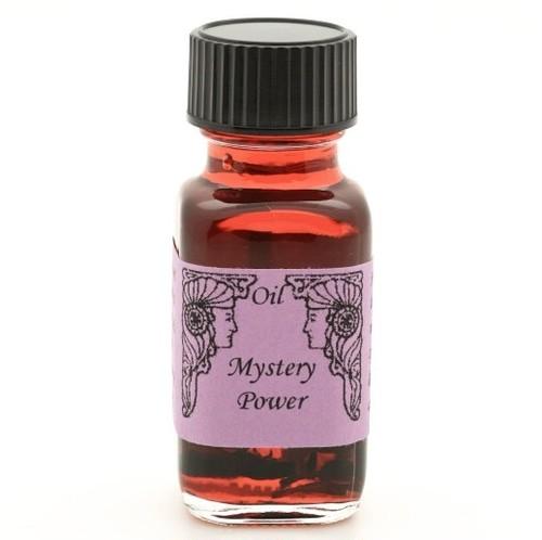 【ミステリーパワー 神秘な力】メモリーオイル  Mystery Power