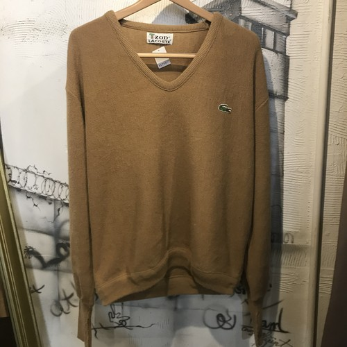 LACOSTE one point knit