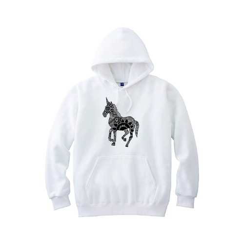 Kids Unicorn for nephew (Hoodie w)