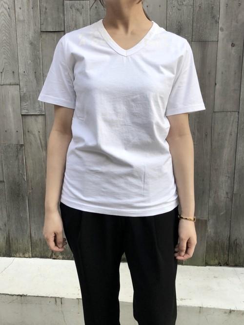 【20SS】MM⑥ エムエムシックス / AIDS T-shirt