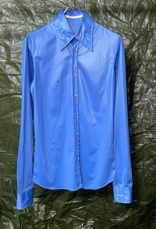 AW1996 CAROL CHRISTIAN POELL TAILORED SHIRT