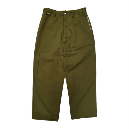 SESSION Pants -Olive-