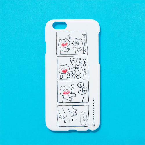 iPhone6, 6s case / 4koma