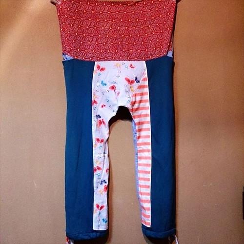 SHINZOUタイパンツ 2016 子供浴衣ミックス