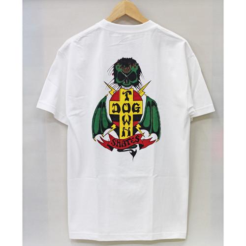 【ドッグタウン】ボーンアゲインTシャツ ホワイト