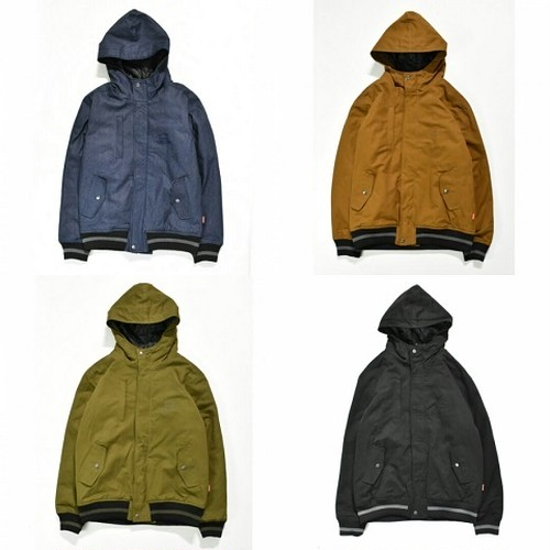DOUBLE STEAL Ranger Hood Jacket