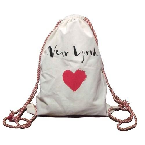 Bag all リュックサック かわいい ピンク ハート たためる 軽量 折りたたみ 布 やわらかい バックパック レディース a4 入る