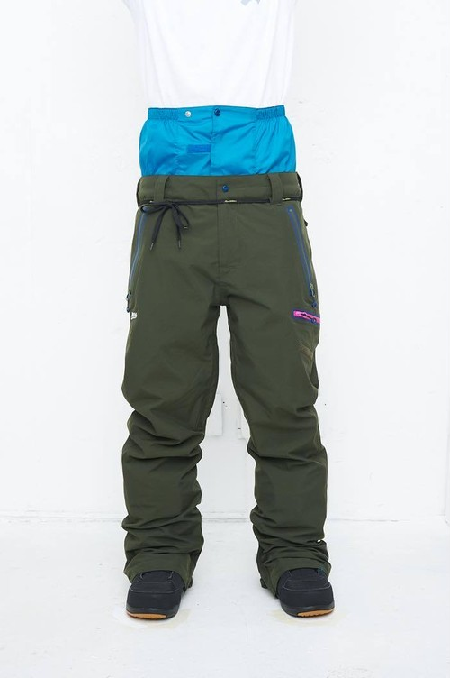 2018-19 REW THE STRIDER PANTS 15 STRAIGHT FIT ARMY